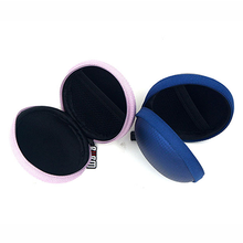 Small Fashionable Earbuds Carrying Case With Custom Logo
